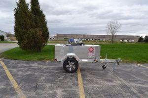 towed fuel cart