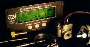 digital engine monitoring system