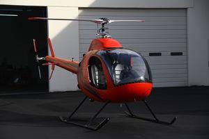 two-seater helicopter / transport / turboshaft / kit