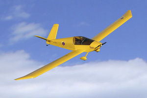 motor glider / single-seat