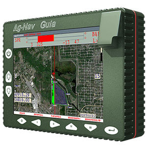 portable GPS / for aircraft / precision agriculture