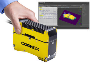 non-contact laser scanner