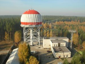 surveillance radar