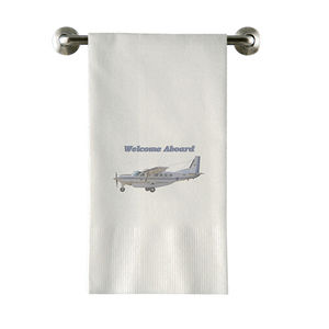 aircraft cabin towelette