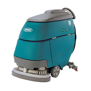 airport scrubber-dryer