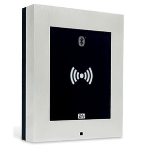 RFID card reader / smart / for access control / mobile