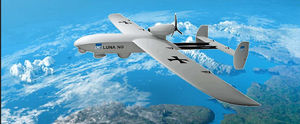 industrial unmanned aerial vehicule / surveillance / reconnaissance / fixed-wing