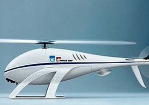 professional UAV / surveillance / rotary wing / helicopter