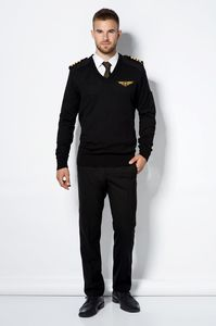 pilot uniform / men's