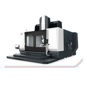 CNC milling machine / vertical / for the aerospace industry / 5-axis or more