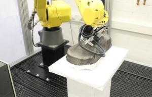 non-contact laser scanner / contact / 3D / for aeronautics