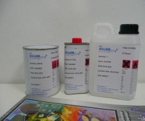 paint for the aerospace industry