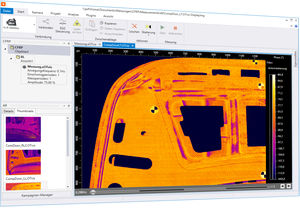 NDT software / image analysis / for aeronautics / real-time