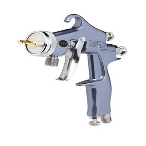 manual paint spray gun / HVLP / for aeronautics / low-pressure