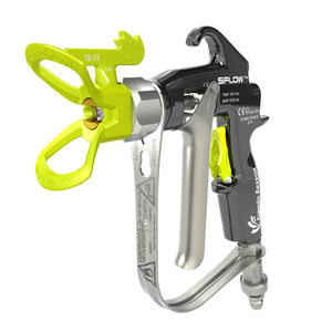 manual paint spray gun / airless / for aeronautics / high-pressure