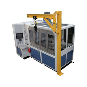 flow testing machine / engine gearbox / for oil pumps / aeronautical