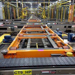 scale conveyor
