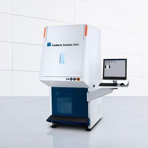 self-propelled marking machine
