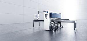 automatic punching machine / cutting / for aeronautics