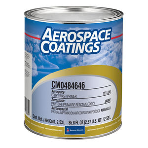 paint for the aerospace industry / primary / liquid / component