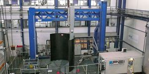 ultrasonic inspection machine