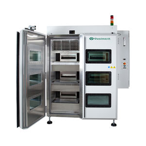 vibration testing machine / temperature / materials / for the aerospace industry