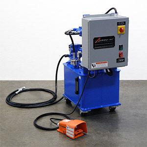 mobile hydraulic power unit