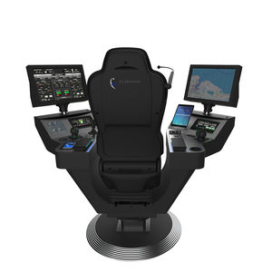 flight simulator seat / crew
