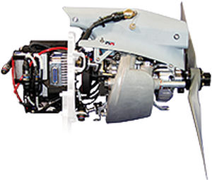 0 - 10hp piston engine