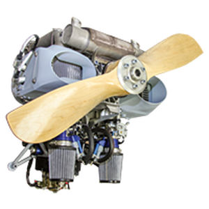 10 - 50hp piston engine