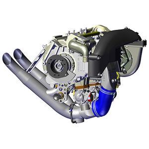 50kW + Wankel engine