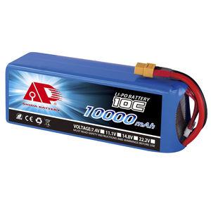 drone battery / LiPo / 22,2V / 11,1V