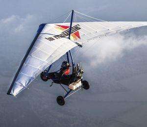 two-seater ultralight trike