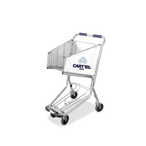 airport terminal duty free trolley