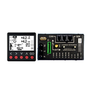 digital variometer / electric / embedded / for aircraft