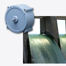 rotary displacement sensor