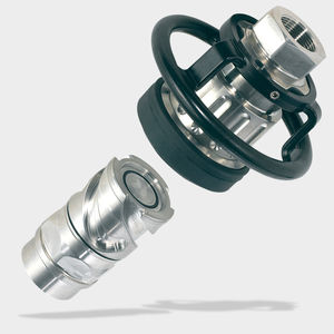 quick couplings / straight / hydraulic / for chemical products