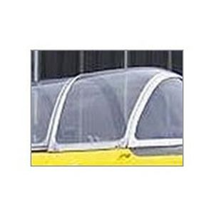 light aircraft aircraft canopy / tinted