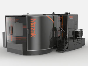 3-axis machining center / horizontal / CNC / for the aerospace industry