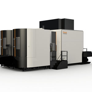 3-axis machining center / horizontal / vertical / for the aerospace industry