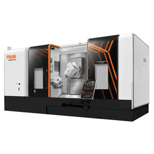 5-axis machining center / universal / CNC / for the aerospace industry