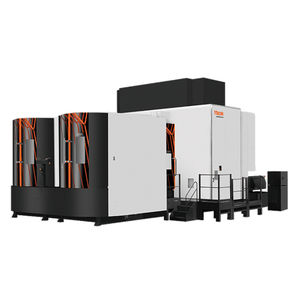 3-axis machining center / universal / CNC / for the aerospace industry