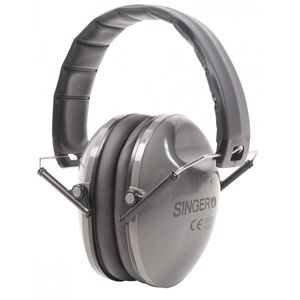 ground support hearing protection earmuff