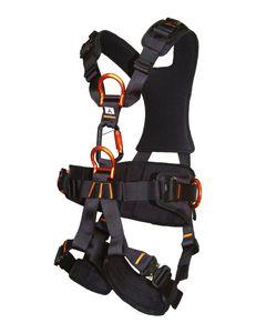 EN 358 fall-arrest harness
