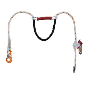 rope fall arrest lanyard