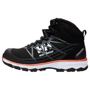 toe-cap safety shoes / non-slip / maintenance