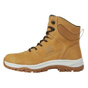 non-slip safety boots / steel toe-cap / maintenance