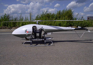 industrial drone / surveillance / aerial photography / mapping