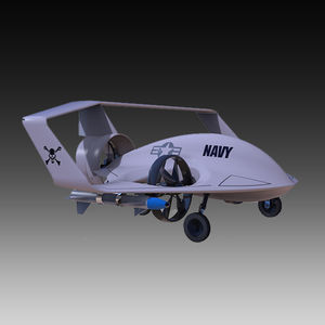industrial drone / transport / fixed-wing / piston engine