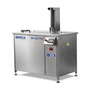 ultrasonic washing machine / manual / automatic / for aeronautics